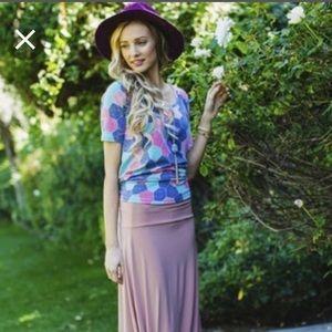 Cute LulaRoe Maxi Skirt